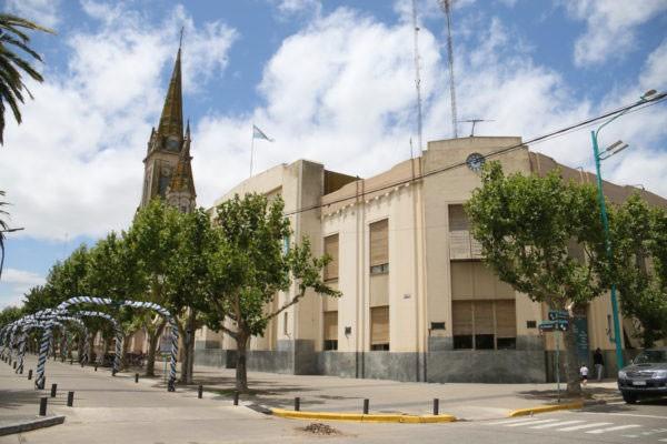 El municipio atendió con normalidad este lunes