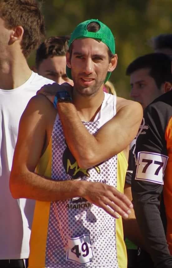 Atletismo: Jorge Arancibia participó de la 8º Edición de K series de Salomón