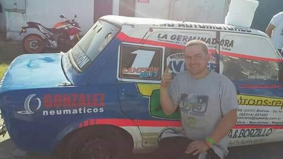 Automovilismo: Nahuel Sánchez; 'El auto se que lo tengo, pero hay que poder arreglarlo'