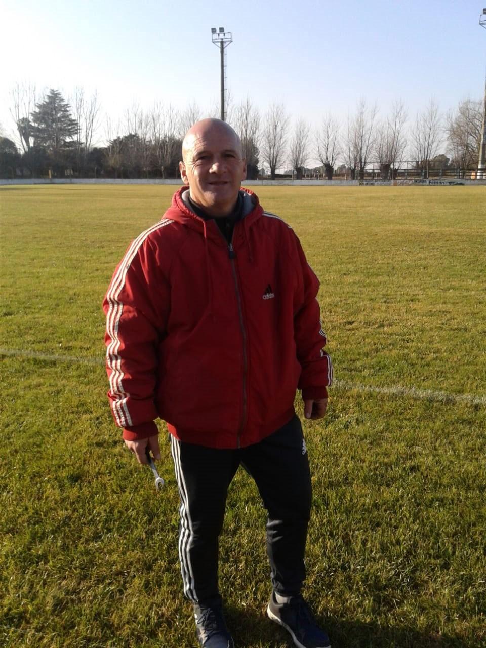 Guillermo Panaro: 'Jugar en esta cancha como locales nos va a dar identidad'