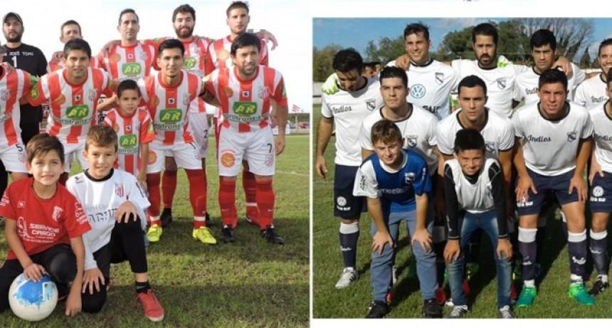 Se viene el clásico bolivarense en la LPF: Empleados recibe a Independiente