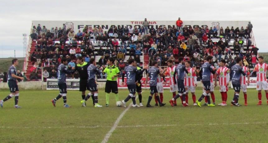 Empataron Inndependiente y Empleados. Atlético Urdampilleta hizo un gran partido ante Estudiantes