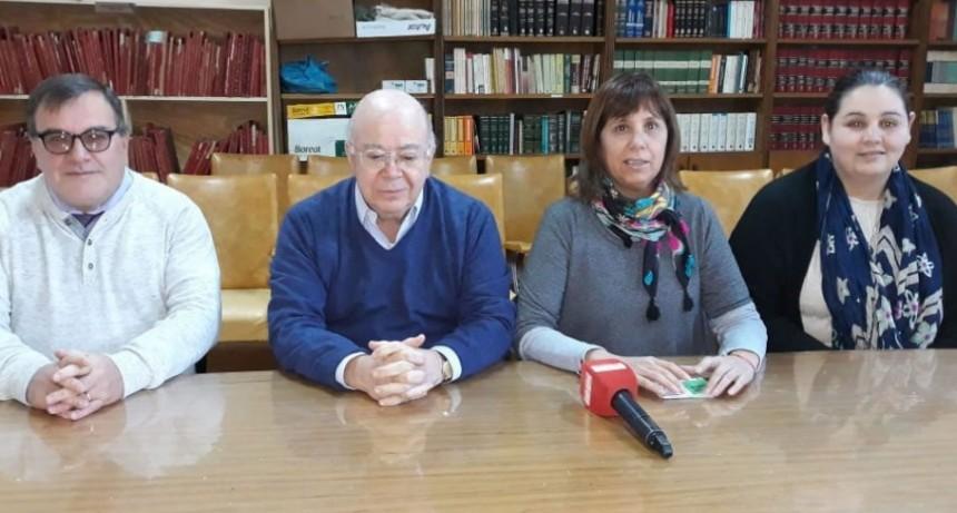 Atilio Borón visitará Bolívar y disertará en la Biblioteca Rivadavia