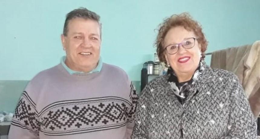 Remate solidario en el Asilo de Ancianos