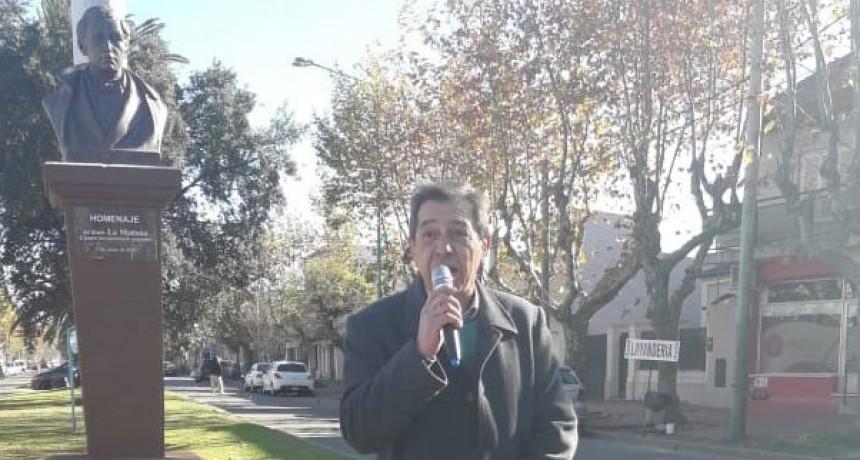 Se llevó a cabo el tradicional acto por el Día del Periodista