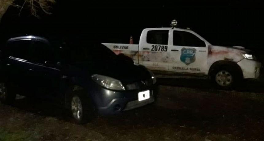 Informe Oficial: CPR Bolívar: 'Prevención Caza Furtiva 2018'