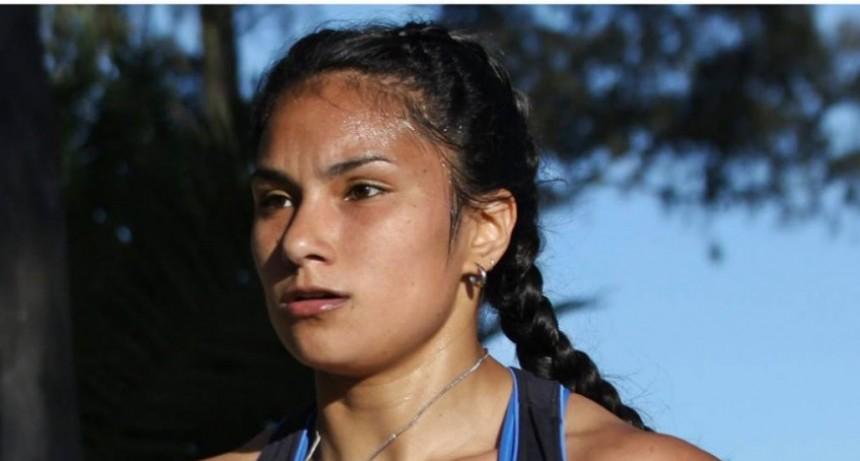 Antonella Albo: 'No estoy entrenando por una lesión en el hombro'