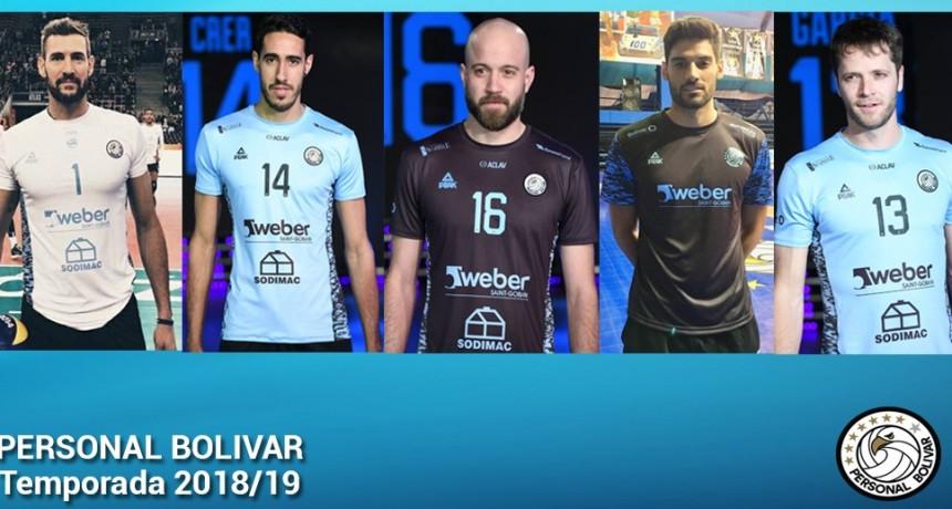 Personal Bolívar 2018/19: cinco jugadores de la temporada anterior continuarán en el plantel