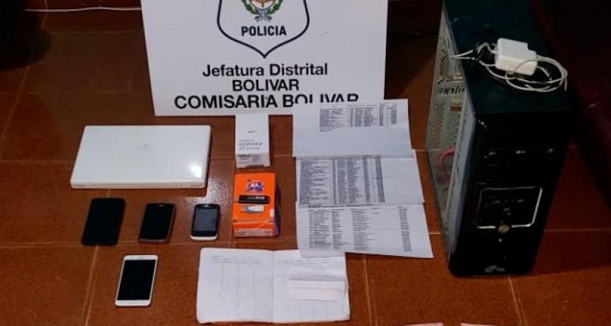 Juego Clandestino: Tres implicados a raíz de la investigación de este viernes