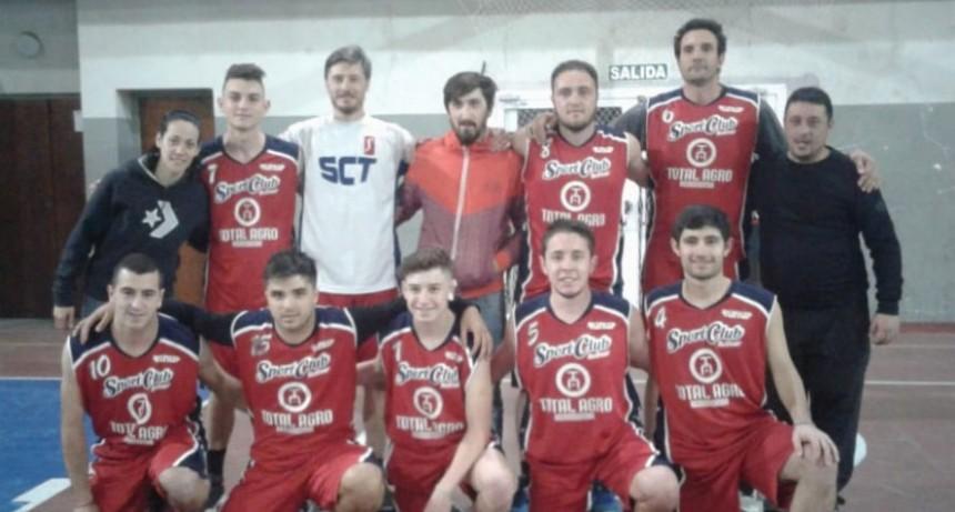 Sport Club no pudo con Deportivo Argentino y perdió la posibilidad de pasar a semis