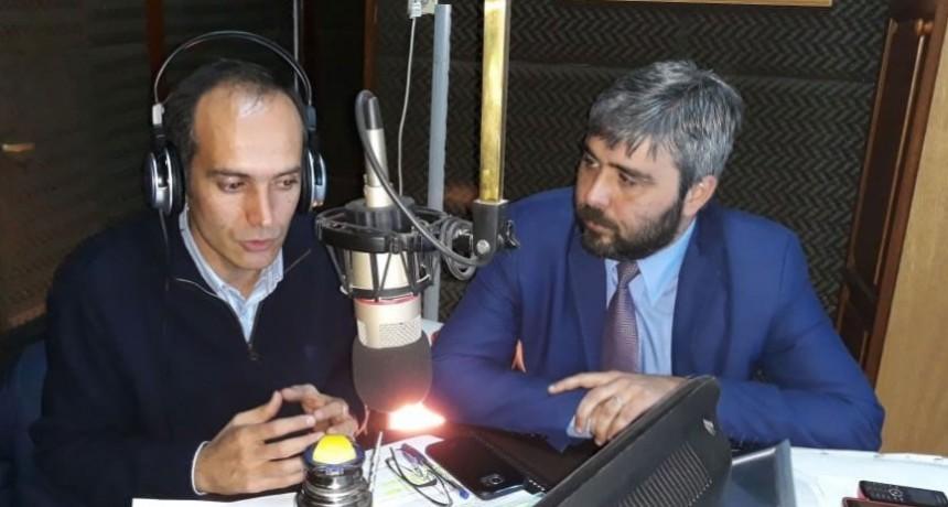 Marcos Pisano: 'Queremos traer soluciones a Bolívar para todas las áreas'