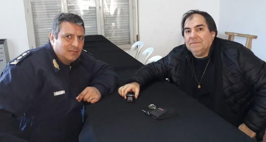 Comisario Mayor Néstor Oriozabala: 'Le vamos a dar batalla al narcotráfico para el bienestar de nuestros jóvenes'
