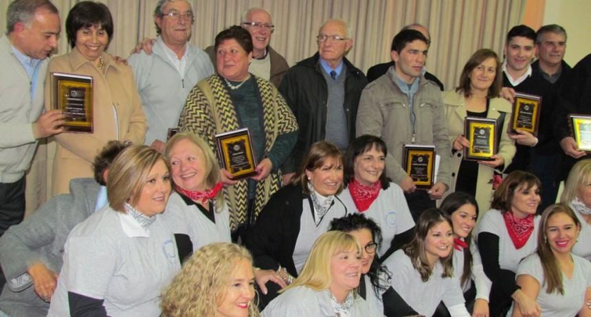 Se entregaron los Premios al Mérito del Rotary Club