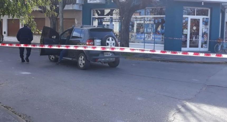 Incidente en Mitre y Alvear: Una mujer resultó con lesiones leves