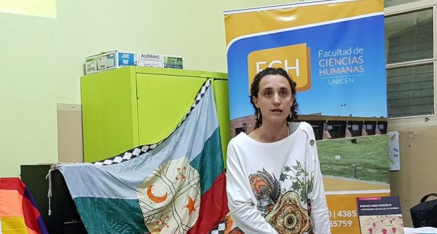 La directora de DDHH participó de una mesa de trabajo en educación intercultural