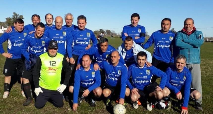 Comienza la segunda rueda del torneo de fútbol senior que lleva el nombre Tati Diaz