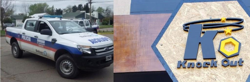 La policía realizó un allanamiento en el marco de la investigación que intenta esclarecer el robo a Knock Out