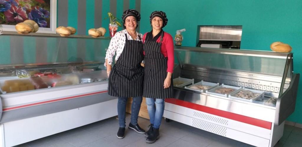 Rotisería Family Food abrió sus puertas en Rodríguez Peña 666 el pasado sábado 2