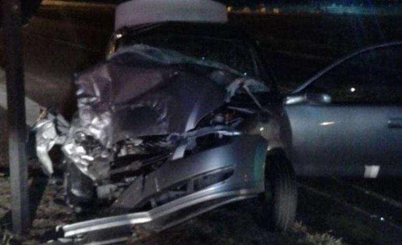 Ruta 3: un muerto en impactante accidente