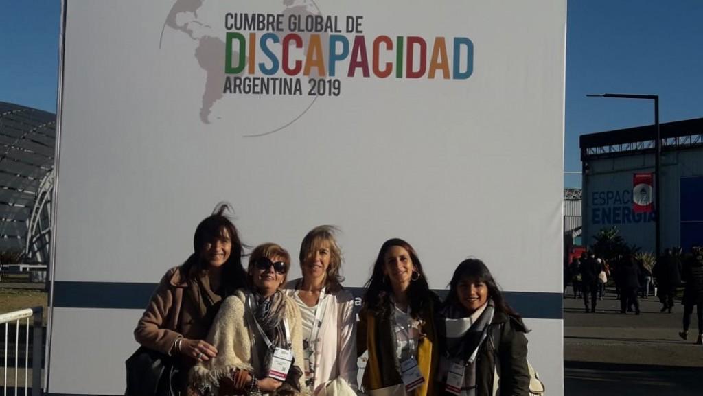 La Municipalidad de Bolívar participará de la Segunda Cumbre Global de Discapacidad