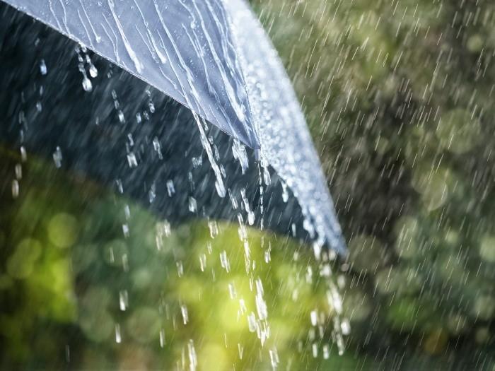 Registro de lluvia: Hasta 19 MM registrados en Bolívar y la zona