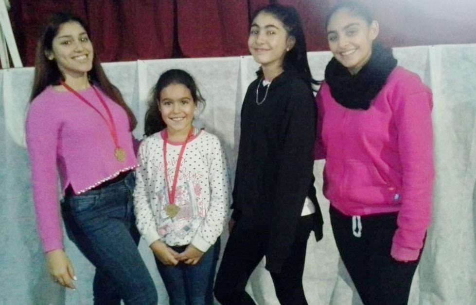Excelentes resultados para Patín Bolívar en el Regional disputado en Olavarría