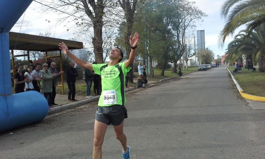 Ramon Sosa, de Salazar, fue el ganador del 1º Maratón EcoArte