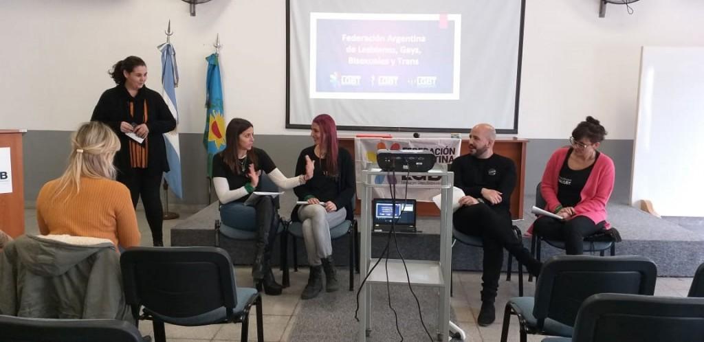Celina Manghi: 'Lo importante es generar una amplia perspectiva de derecho para trabajar con todas las personas'