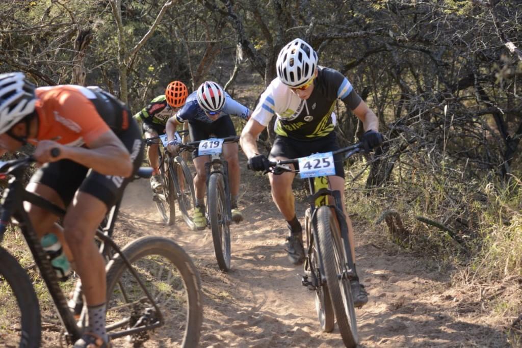 La Escuela Municipal de Ciclismo participó del Campeonato Argentino XCO