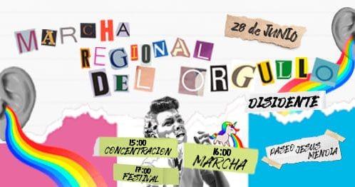 Este viernes 28 se llevará a cabo en Olavarría la Juntada Regional del Orgullo Disidente