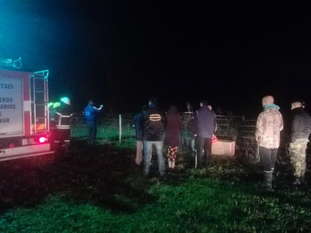 La Sub DDI de Bolívar trabaja en conjunto con Fiscalía para poder hallar el total de los restos humanos