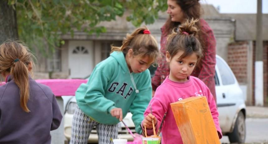 Barrio Latino disfrutó del Programa Municipal Bien Familia