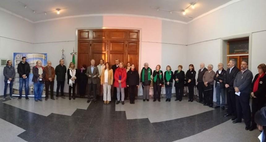 La Sociedad Italiana celebró el 73° aniversario de la creación de la República