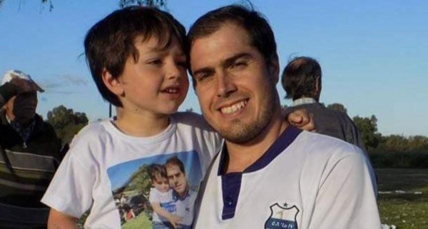 Valerio Alfonso: 'Queremos llevar las dos categorías a lo más alto para seguir homenajeando a Fabio'