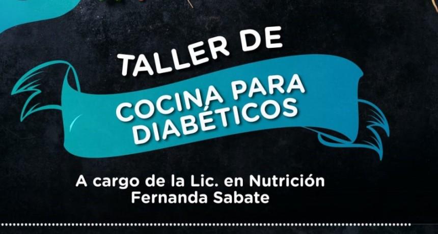 Se llevará a cabo un taller de cocina para diabéticos