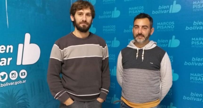 La Municipalidad de Bolívar rinde homenaje a Jorge y Jorgito Martínez Boero