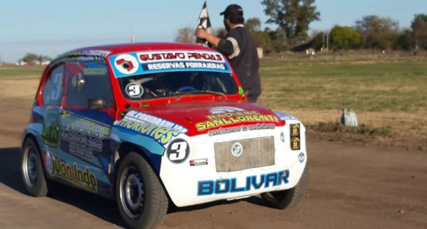 Gustavo Pendas: 'Es la carrera que deseaba ganar'