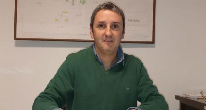 Mariano Martin: 'La idea es tener el catastro lo más actualizado posible, no es algo que tenga que ver con lo recaudatorio'