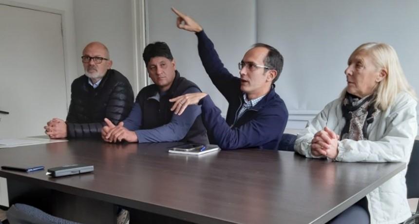 Urgente: Marcos Pisano reunió al Comité de Crisis