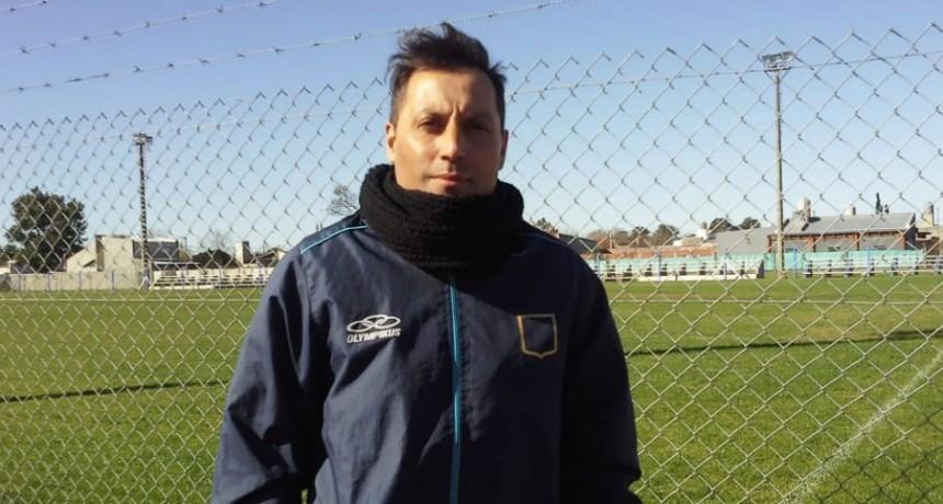 Diego Arbe: 'Es un equipo armado al que le tendré que sumar mis cosas'