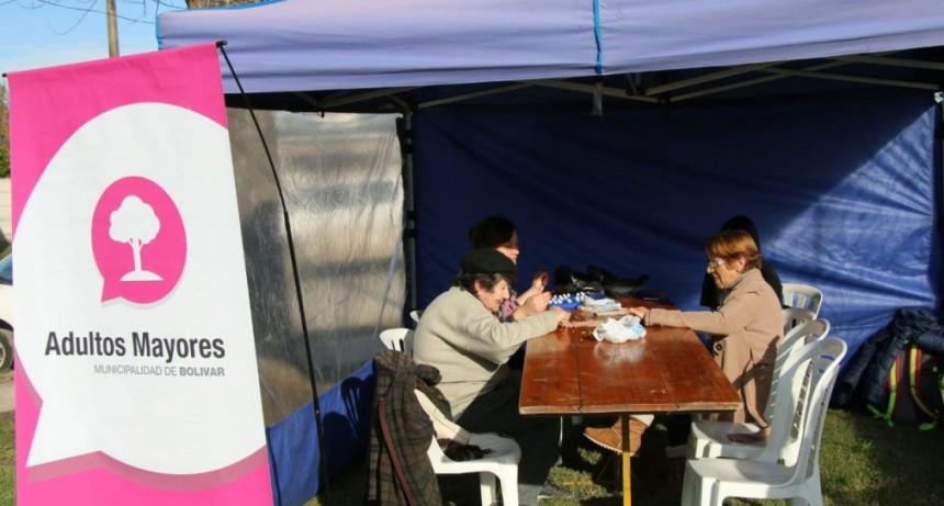 El programa municipal Bien Familia se realizó en Barrio Anteo Gasparri