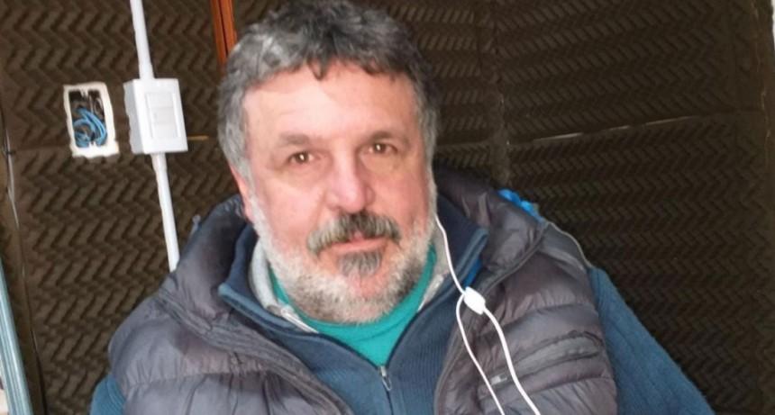 Fabián Sgarlatta: 'Yo fui compañero de secundaria de Echave en Lobos'