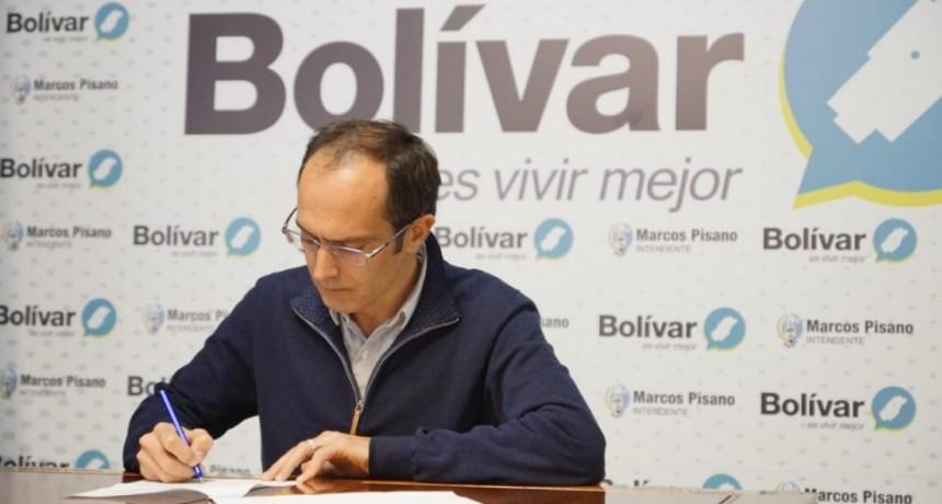 Confirmado; Marcos Pisano encabeza la única lista oficial del Frente De Todos