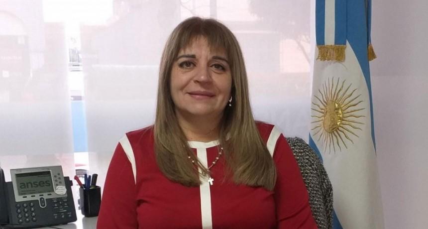 Sandra Santos: 'Desde el Gobierno Nacional se extendió de la moratoria para la jubilación de Amas de Casa'