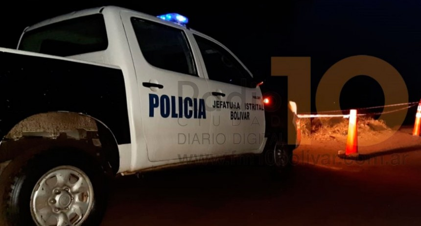 Restos humanos hallados en inmediaciones de la Escuela Agrícola podrían pertenecer a Julio Miranda