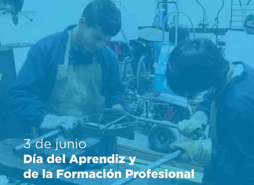 Día del Aprendiz-Día de la Formación Profesional