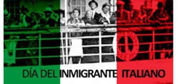 Día del Inmigrante Italiano en Argentina