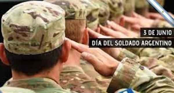 Día del soldado argentino