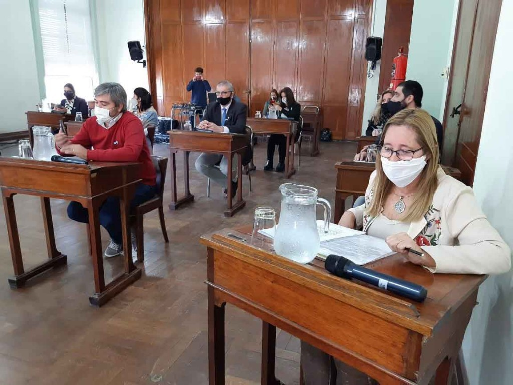 El Frente de Todos propone la adhesión a la ley de emergencia en violencia de género