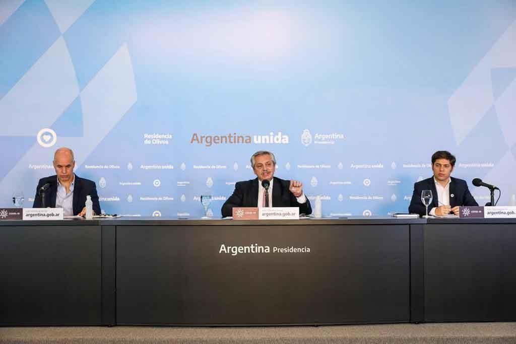 Fernández anunció que el aislamiento continúa hasta el 28 de junio zonas de contagio y el resto cambia al 'Distanciamiento social'